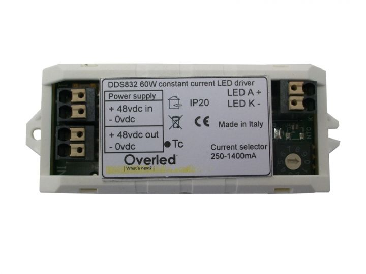DDS832 LED Constant Current Driver 50W